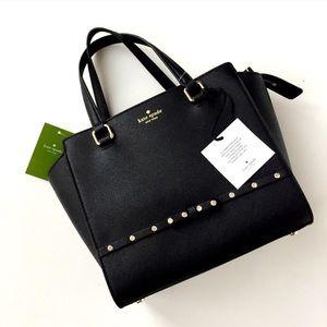 New Kate Spade Laurel Way Small Hadlee satchel
